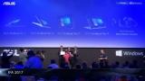 ASUS на выставке IFA 2017: несколько ноутбуков и VR-шлем