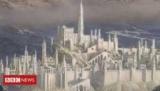 Первый рассказ Средиземье Толкиена из-за