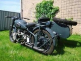 Мотоциклы Урал М62: технические характеристики, фотографии