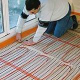 Напольные покрытия для электрического теплого пола