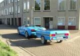 К Lamborghini Gallardo прикрепили прицеп