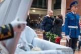 С легендарным футболистом и тренером попрощались в Киеве (ФОТО)