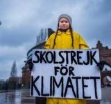 Школьница-активистка Швеции, был номинирован на Нобелевскую премию